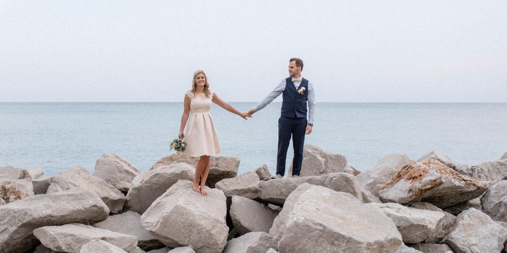 Die perfekte Hochzeit in Grado