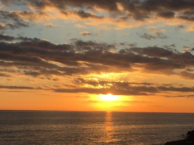 Sonnenaufgang im Vistamare