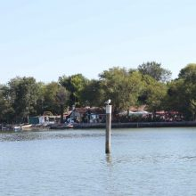 Die Lagune von Grado