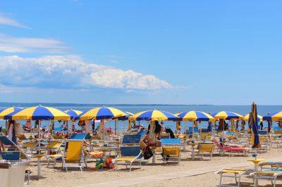 Spiaggia Airona, Grado Pineta