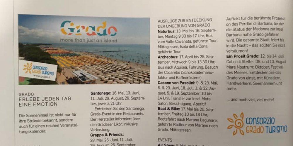Veranstaltungen in Grado